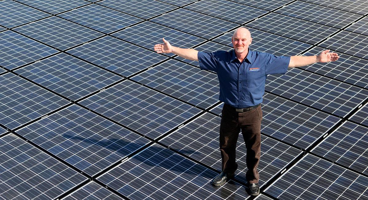 136kw Rigby House Coffs Si Clean Energy Solar