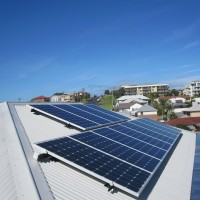 Solar at the Jetty Coffs Harbour