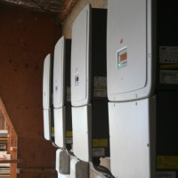ABB 20kW TRIO inverter