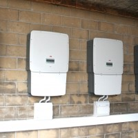 ABB 20kW TRIO Inverters