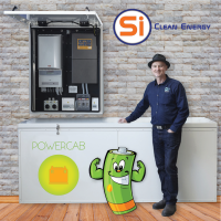 POWERCAB for Off-Grid and Hybrid Power Solutions