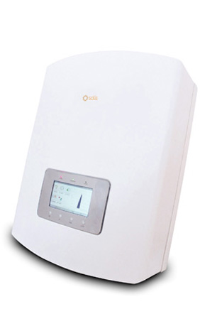 Solis 3 phase inverters