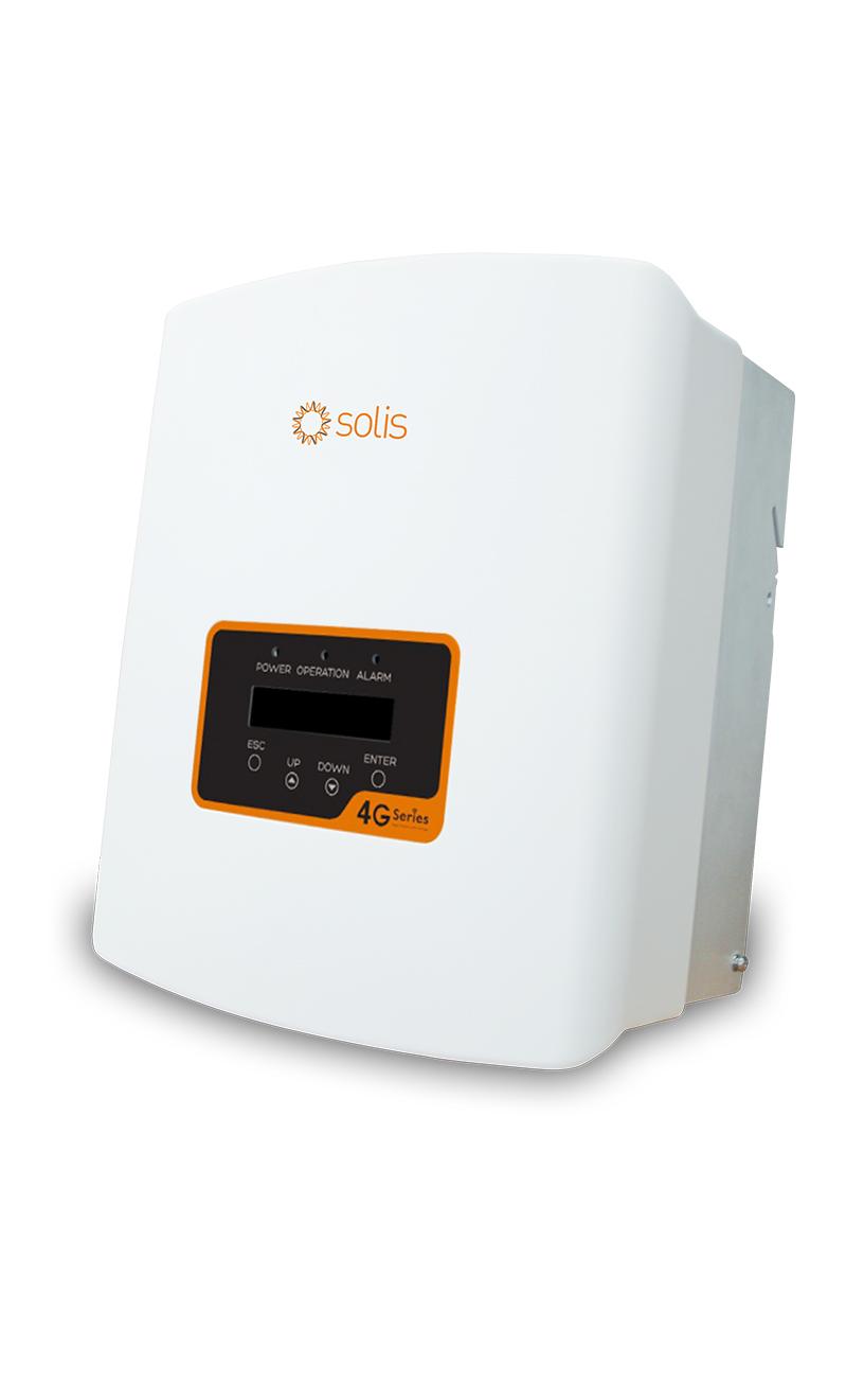 Solis Mini 3000 Si Clean Energy Solar Amp Renewable Energy